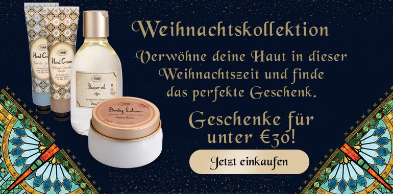 Gifts under 30 euro: