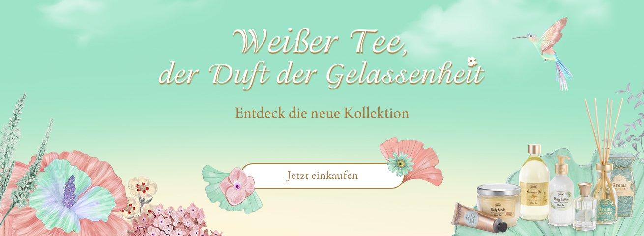 White Tea Collection: