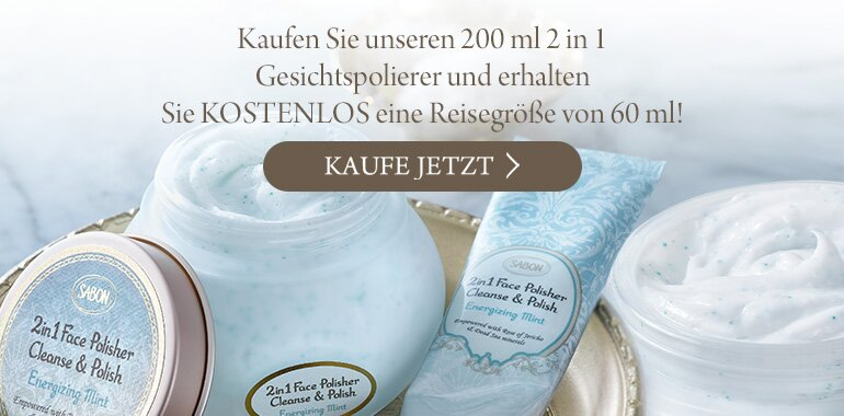 2 in 1 Face Polisher Besondere Angebot: