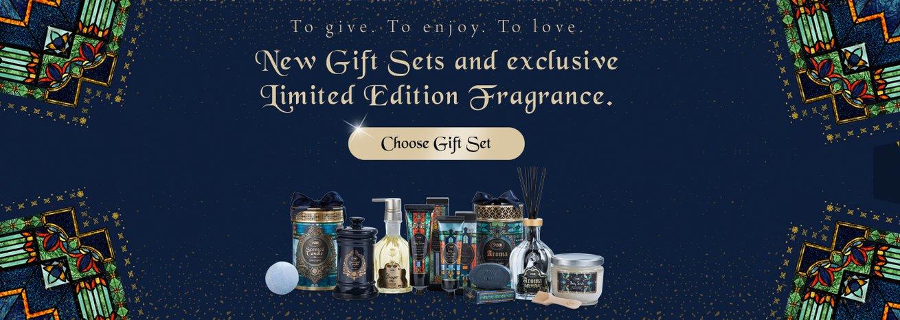 Gift sets:
