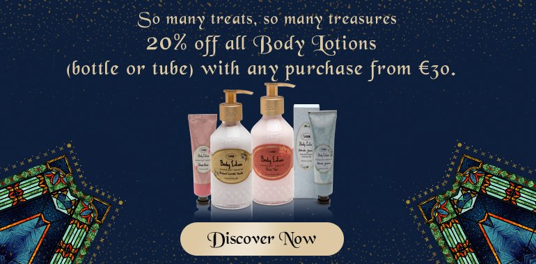 20% Body Lotion: