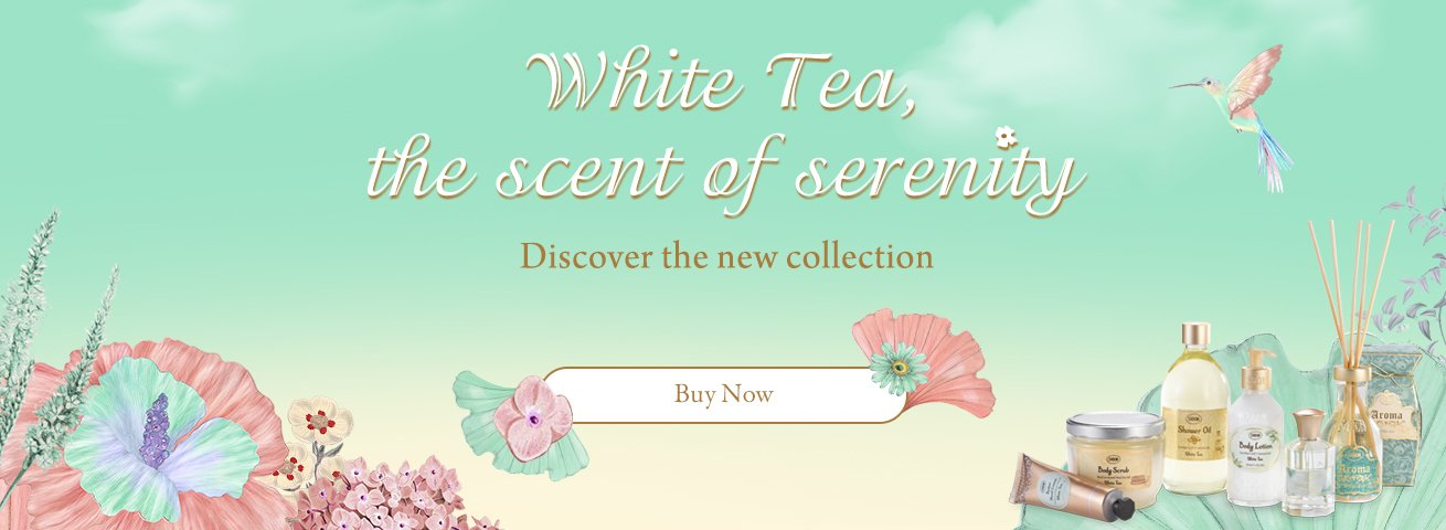 White Tea Collection: