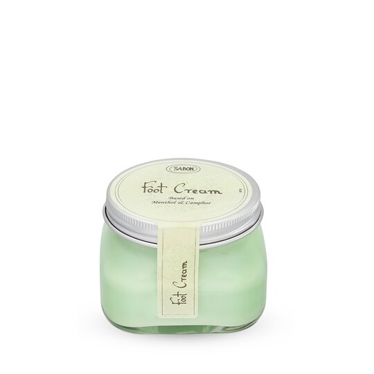 Foot Cream Menthol