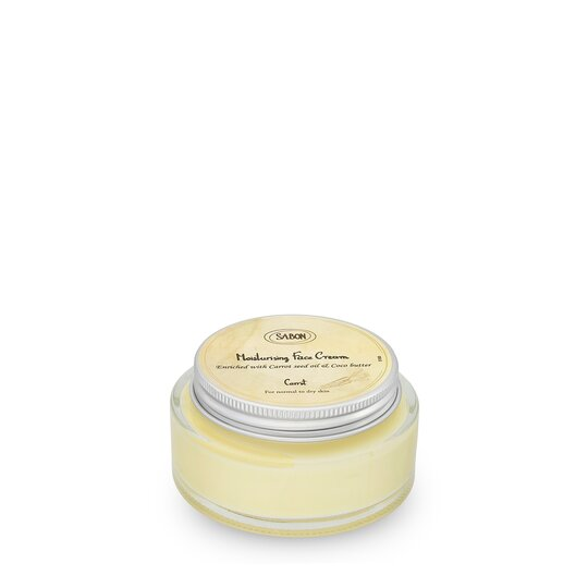 Facial Cream Carrot for dry skin