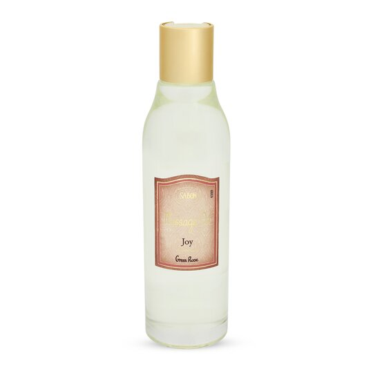 Massage Oil Green Rose