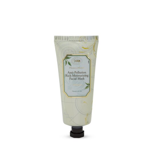 Rich Moisturizing Facial Mask Ocean Secrets Anti-Pollution