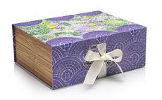 Giftbox M Limy Lavender