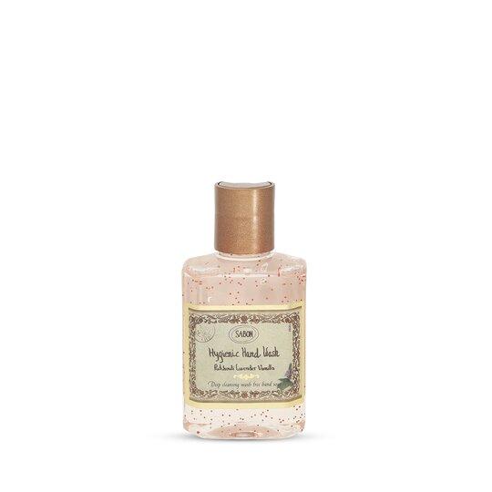 Antibacterial Hand Gel Patchouli Lavender Vanilla