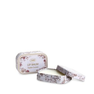 Face Care Lip Balm Vanilla - Coconut