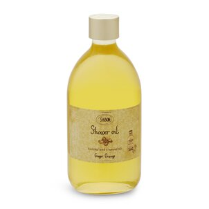 Shower Oil Ginger Orange