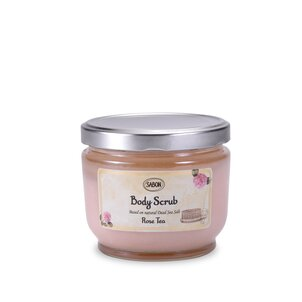 Foot Creams and Treatments Body Scrub Rose Tea