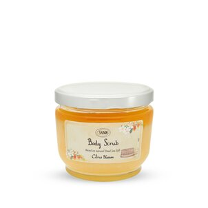Foot Creams and Treatments Body Scrub Citrus Blossom