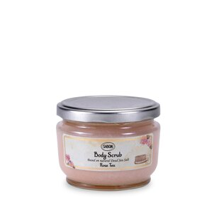 Body Scrub Rose Tea