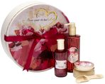 Gifts for Her Valentines Gift Set Rose Splash