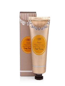 Hand Care Butter Hand Cream Ginger Orange
