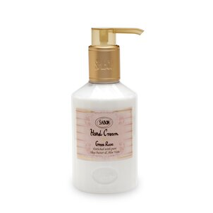 Massage Oil Hand Cream Green Rose