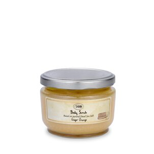 Duschöl Body Scrub Small Ginger Orange