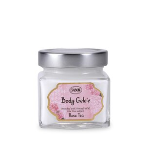 Körper Body Gelèe Rose Tea