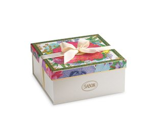 Gift Boutique Logo Box Floral Bloom - M