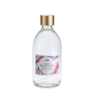 Liquid Soaps Shower Oil PET Clear Dream