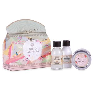 Travel Size Products - Our MINIs! Gift Set Summer Ritual Green Rose