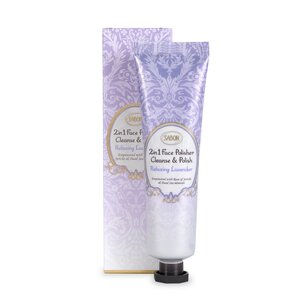 Face Care Face Polisher 2 in 1 Lavender
