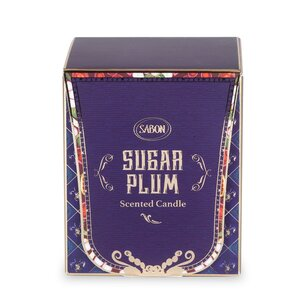 Candle Sugar Plum