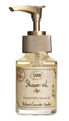 Minis Mini Shower Oil Patchouli Lavender Vanilla