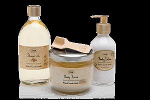Patchouli Lavender Vanilla